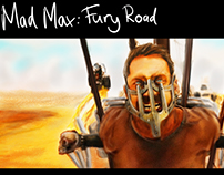MadMax:Fury Road Storyboard