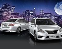 Nissan Setra aero