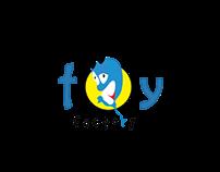 Toy Factory logo design