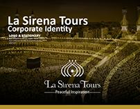 Lasirena Tours Corporate Identity