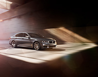 BMW 5 Series - Dynamic