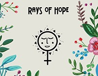 Rays Of Hope; suicide campaign.