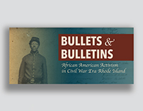 State Archives Exhibition : Bullets and Bulletins