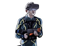 Videojugadores del futuro
