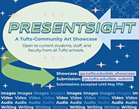 Presentsight: A Tufts Community Art Showcase