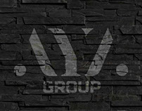 AYA Group logo design