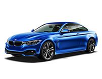 BMW 4 F32 CGI
