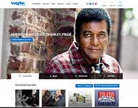 WGTE Website Redesign