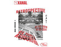 KANAL Museum - Rebranding