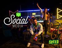 SPEED MAX / Social Media 2018
