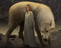 My Wolf - Photoshop Manipulation