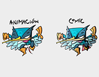 Kinti Character Design