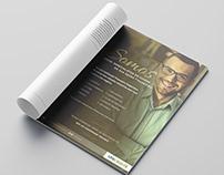 Anúncio Caderno Saúde - Unicred Desbravadora Sul