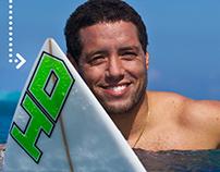Hawaiian Dreams - Identity & Conception for Facebook