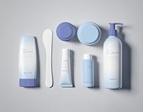 AQUAELF Branding&Packaging  Design