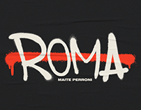 Maite Perroni · ROMA - Video Lyric Oficial