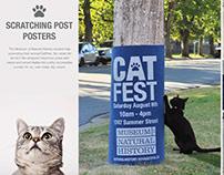 Cat Fest Posters