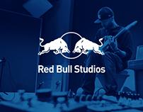 Red Bull Studios - Identity & Platform Phase II