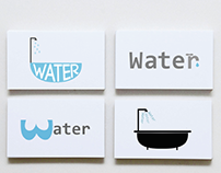 Type illustration graphics