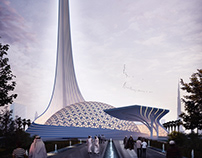 Design Competition for the Iconic Mosque in Dubai
