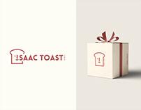 Isaac Toast 이삭토스트 BI Renewal (2019 Contest Winner)