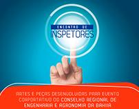 Encontro de Inspetores - CREA-BA