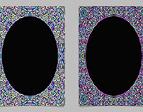 DAVID ZYDD - 30 Colorful Floral Page Borders