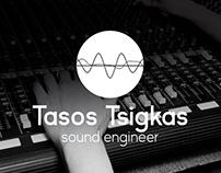 T.T, sound engineer.