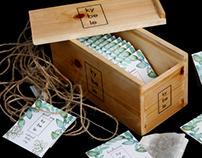 Kybele Bitki Çayı Ambalaj Tasarımı