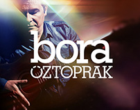 Bora Öztoprak Website