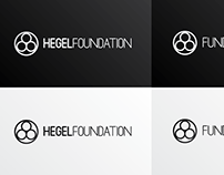 Logo and motion graphics for Hegel Foundation.