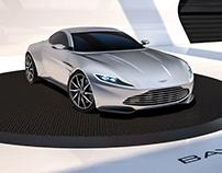 Aston Martin DB10 - Alias Model