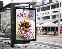 Poster »Garten München«