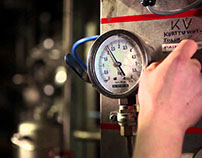 Technology Film // VTT Research Lab: Fast Pyrolysis