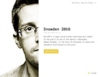 Snowden Movie Presentation