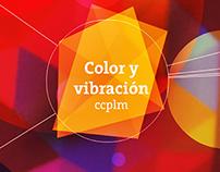 Color y Vibración