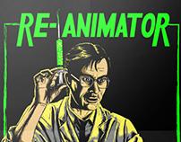 Badeco T-shirts - Re-animator