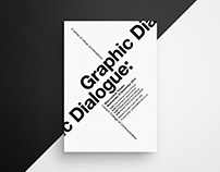 Graphic Dialogue Posters 海報
