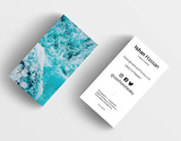 Business Card - See from the sky
