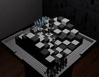 [3D Animation] White King Must Die