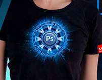 OFFICIAL PHOTOSHOP SDCC16 Teeshirt