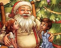 Morgan and the Magical Christmas Train 2016