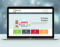 Digiworksteam - Corporate Website Design