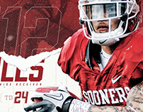 OU Pipeline to the NFL | Social Animations