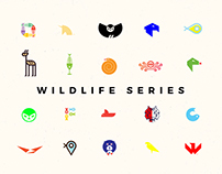 Wildlife Series - Logo Marks/Icons