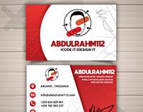 Business Card Mark 3.0