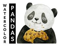 Pandas illustrations