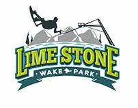 """"""" LimeStone"""" Wake Park (logo)"""