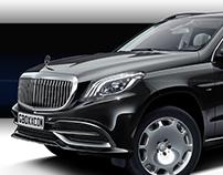 Mercedes-Maybach GL-Class