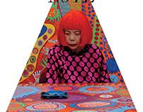 Magazine - Yayoi Kusama